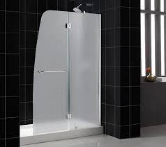 Modern Bathroom Doors Shower Door Ideas For Bathroom Modern Bathroom With Frameless