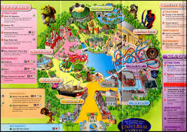 Legoland Florida Map by Your Guide To Universal Studios Singapore Universal Studios