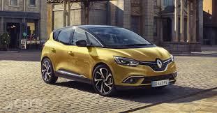 renault espace 2016 2016 renault scenic first official photo and it u0027s more suv than