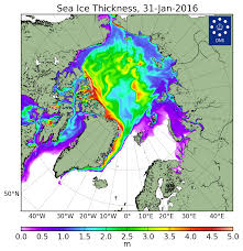 Ccw Map Arctic Sea Ice Graphs