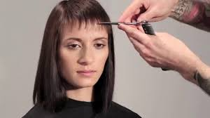 deconstructed bob hairstyle auster academy educational collection 2014 deconstructed bob
