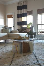 furniture contemporary white lucite coffee table for your living