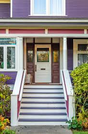 houses with stairs front entrance steps to houses front entrances house and decking