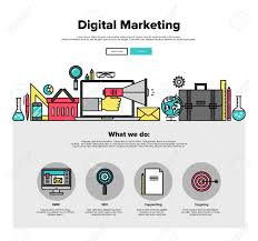 Digital Marketing Sample Resume Marketing One Pager Template Contegri Com