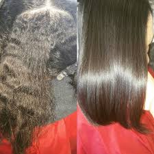 best chemical hair straightener 2015 before and after relaxer hair by evy in torrance text me at 424