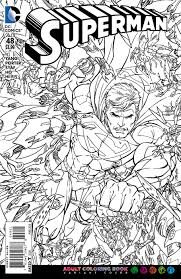 image superman vol 3 48 coloring book variant jpg dc database