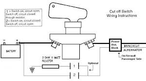 battery relocation kill switch u0026 starting charging circuit