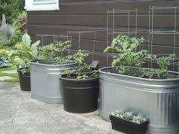 cozy design containers for gardening creative decoration container