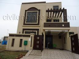 home front view design pictures in pakistan front view design of house low cost modern home design front