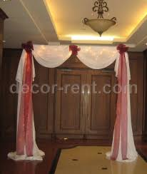 wedding arches for rent toronto decor rent entrance arch by www decor rent
