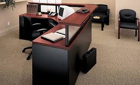 L Shaped Reception Desks Global L Shaped Reception Desk C2442