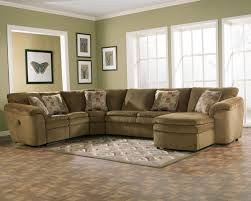 Sectional Sofas With Recliners And Cup Holders Rebel Mocha Sofa Sectional Group With Left Recliner And Right
