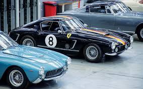 ferrari classic convertible classic car services carrozzeria zanasi maranello