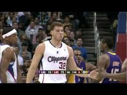 Matt Barnes Fight 12 08 2010 Lakers Vs Clippers Matt Barnes Fight With Blake