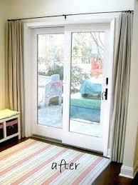 Curtains For Sliding Patio Doors Sliding Door Curtain Ideas Amazing Of Sliding Patio Door Curtain