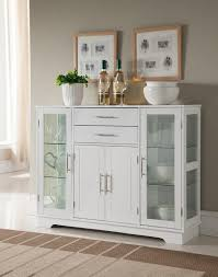 gremlin wheeled kitchen storage sideboard buffet cabinet white wood gremlin wheeled kitchen storage sideboard buffet cabinet