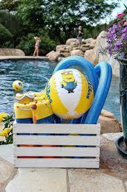 Pool Party Ideas A Minions Ice Cream Pool Party Create Celebrate Explore