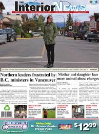 Smithers Interior News Obits Smithers Interior News June 17 2015 By Black Press Issuu