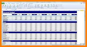 Household Budget Template Excel 8 Excel Home Budget Templates Lease Template