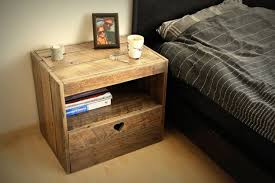 Small Nightstand With Drawers 33 Simply Brilliant Cheap Diy Nightstand Ideas Homesthetics