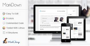 responsive emails templates top 25 free responsive html email
