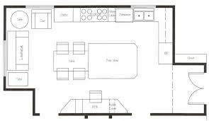 typical kitchen island dimensions kitchen plans with islands semenaxscience us