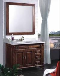 Bathroom Vanity Wholesale by James Martin Castilian Single 36 Inch Aged Cognac Traditional