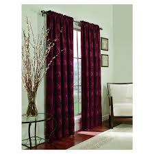 curtains burgundy curtains for living room decor burgundy living