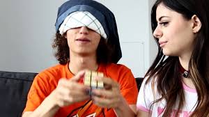 Challenge Kwebbelkop What Am I Blindfolded Challenge