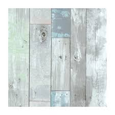 provincial wallcoverings 2532 20416 dean blue distressed wood