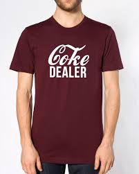 Halloween Movie T Shirt by Coke Dealer T Shirt Cocaine Drug Hipster Indie Funny