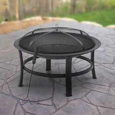 Clay Fire Pit Mainstays 30