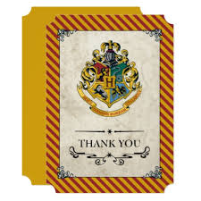 harry potter congratulations card harry potter hogwarts birthday wrapping paper zazzle
