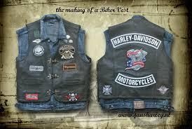 biker vest harley recalls fake