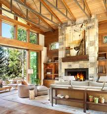 mountain home decor ideas colorado mountain home by suman architects leaves your awestruck