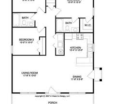 small floor plan small house floor plan