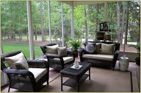 screen porch furniture home design ideas and pictures