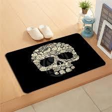 Sugar Skull Bathroom Skull Doormat Sugar Skull Doormat Pier 1 Imports Rugs Flooring
