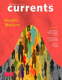 Currents Winter 2015 By Boston Of Social Work Boston Of Social Work Magazine Currents Winter