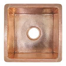 Copper Faucets Kitchen Cantina Copper Bar U0026 Kitchen Prep Sink Cps234 Native Trails