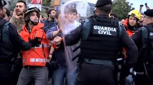 spanish police launch massive crackdown on catalonia independence