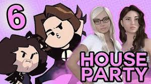 house party game house party finale part 8 game grumps lets