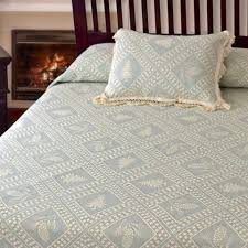 Colonial Coverlets Bates Mill Coverlets Traditional Quality Woven Coverlets Bates