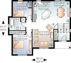 finished basement floor plans split level with optional finished basement 21814dr