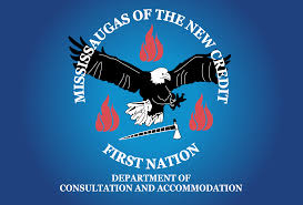Minnesota State Flag Mississaugas Of The New Credit First Nation
