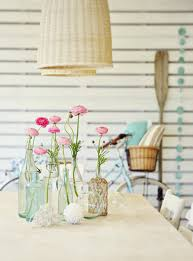 beach cottage decorating with coastal vintage table ideas with