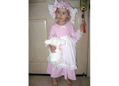 Lamb Halloween Costume Mary Lamb Literary Children Halloween Costumes