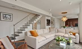chelsea duplex nyc interior design homeadore holli carey long