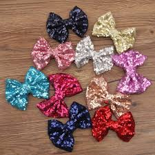 hair bows for sale try order summer princess hair accessories big sequin hair bow for