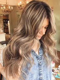 light brown hair color with blonde highlights 50 ideas for light brown hair with highlights and lowlights long